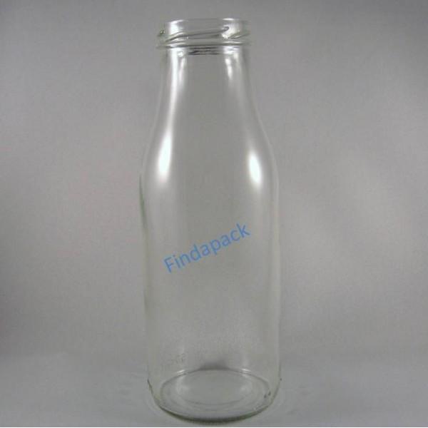 bouteilles en verre 500 ml avec couvercle blanc findapack livraison 3 jours ouvr s france. Black Bedroom Furniture Sets. Home Design Ideas